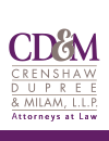 Crenshaw Dupree & Milam - Logo